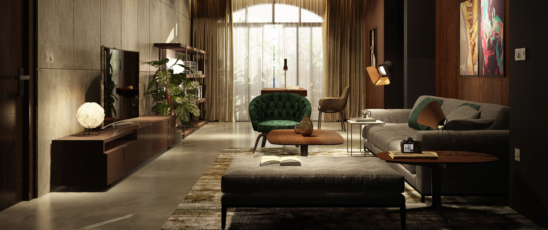 lemotifs - home interior design - thiết kế nội thất